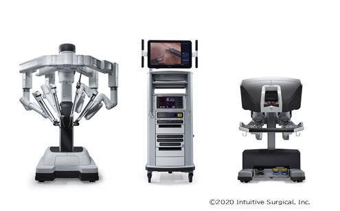 da Vinci Xi Surgical System(ダビンチXi)の概要